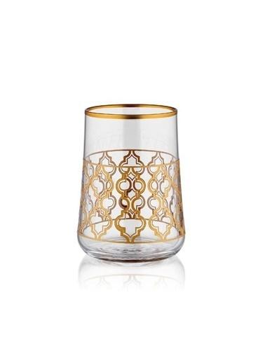 Koleksiyon Aheste Kahve Bardağı 6 Lı Vıyana Premıum Renkli